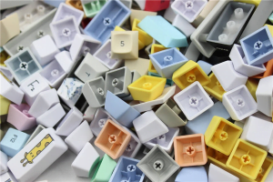 Pile of Keycaps