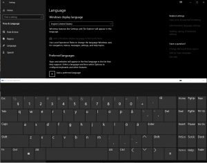 How to Change Keyboard Language on Windows 10