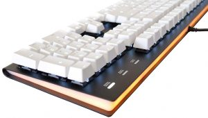 MK Fission Mechanical Keyboard
